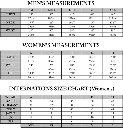 Men's Denim Size Guide Determine your best fit using your body measurements. Regular, Short and Long leg lengths: Unless specified, all .