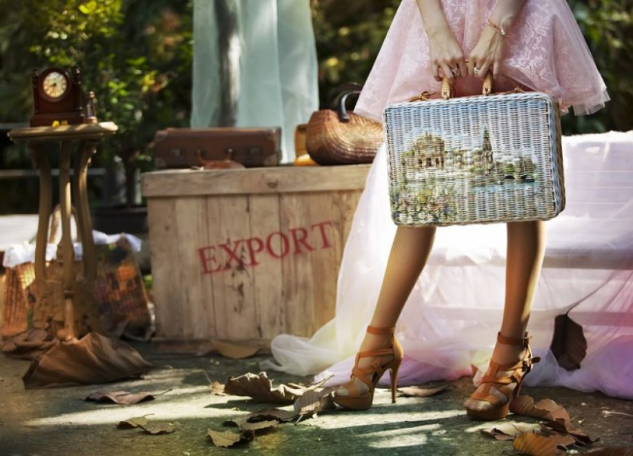 Bags and shoes from store Aliexpress