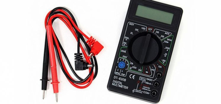 Multimeter (tester) from the store Aliexpress