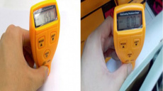Digital Paint Thickness Gauge from Aliexpress